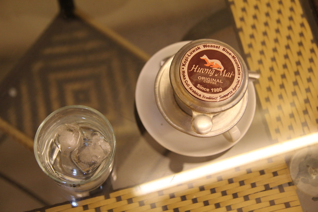 Cafe Vietnam Weasel Coffee Cha Pe Chon