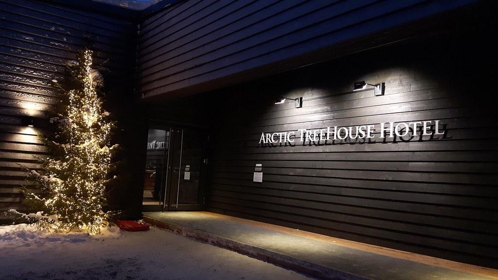 Restaurant Rakas Arctic treehouse (24)