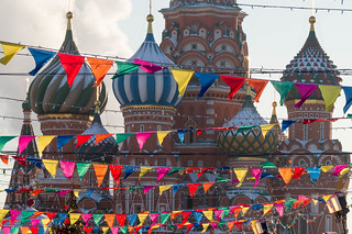 Colours of Moscow | by Ronan Shenhav