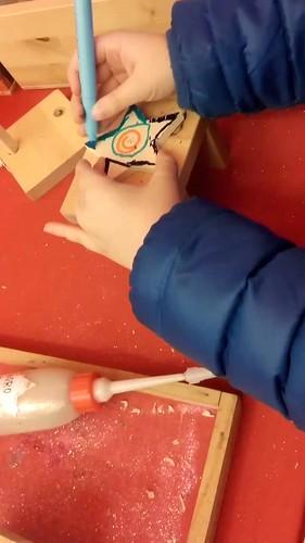 Costruzioni giochi legno