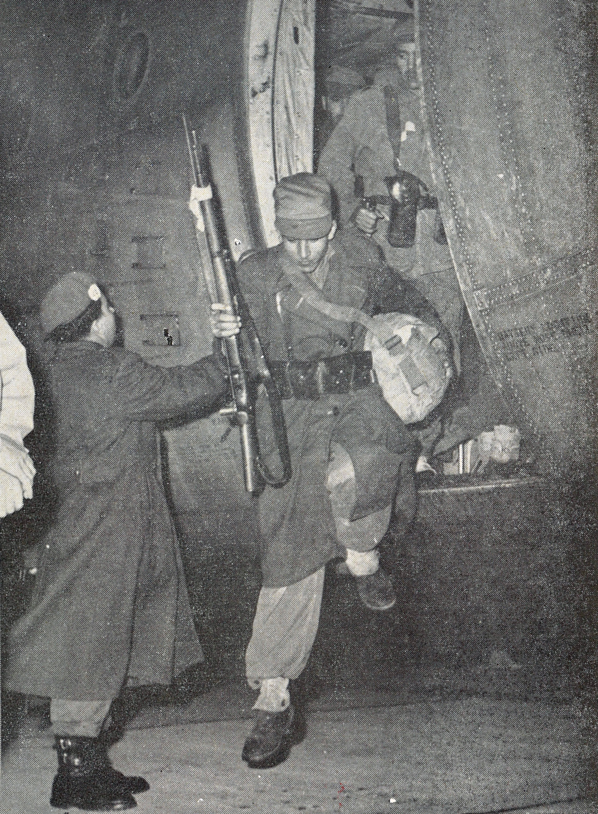 Les Forces Armées Royales au Congo - ONUC - 1960/61 31535609473_42e72e1f05_o