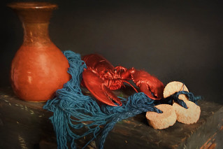 SL271216 Still Life Lobster 02 | by Sh4un65_Artistry