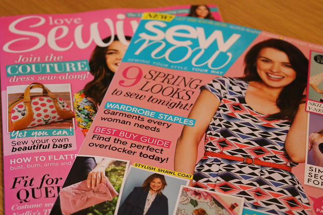 Sew Now Magazine