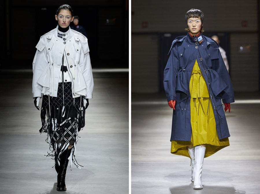 Kenzo Fall 2017 Collection
