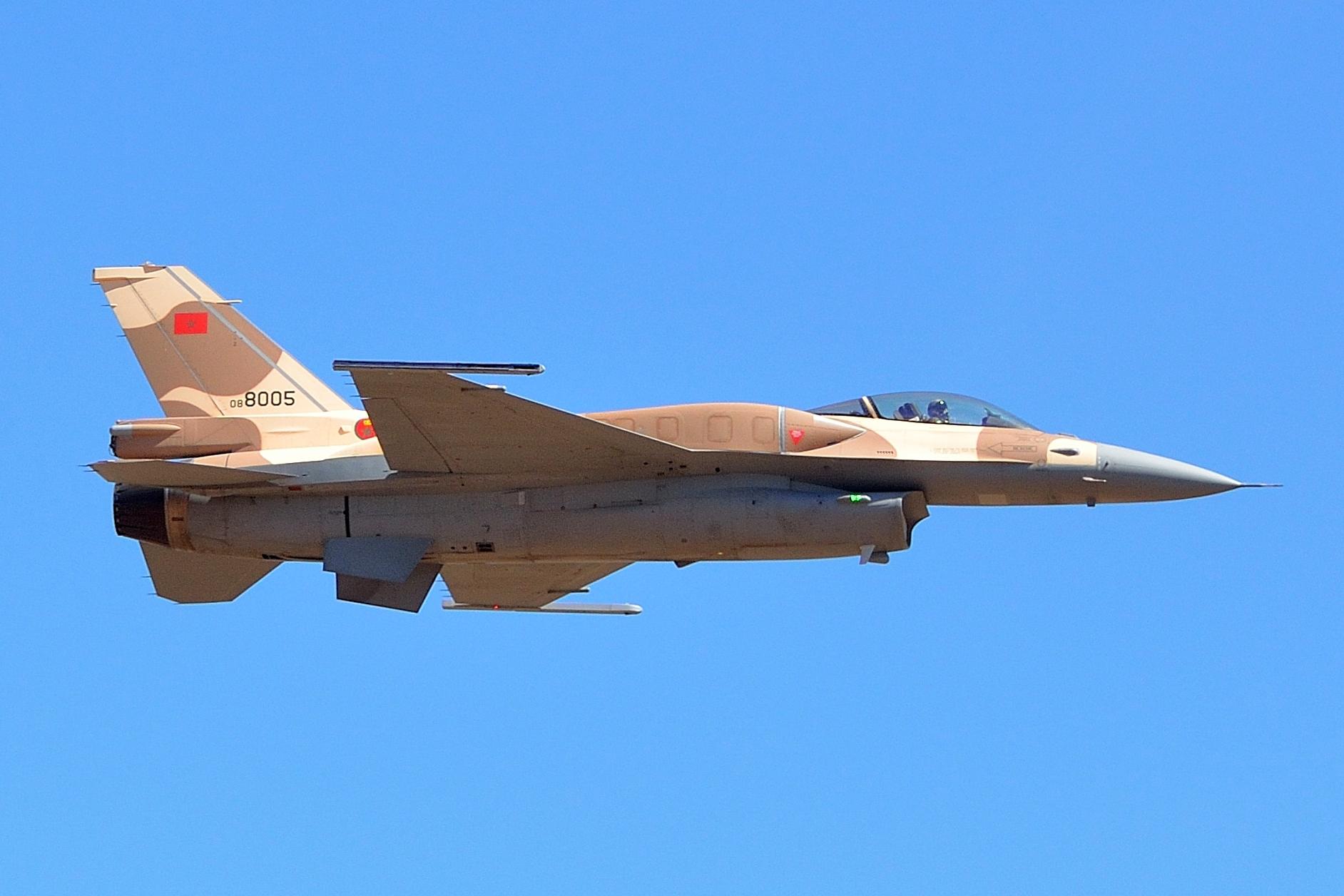 Moroccan F-16 Atlas Falcon / RMAF F16 block 52+ - Page 31 32400028312_a8185e80c9_o