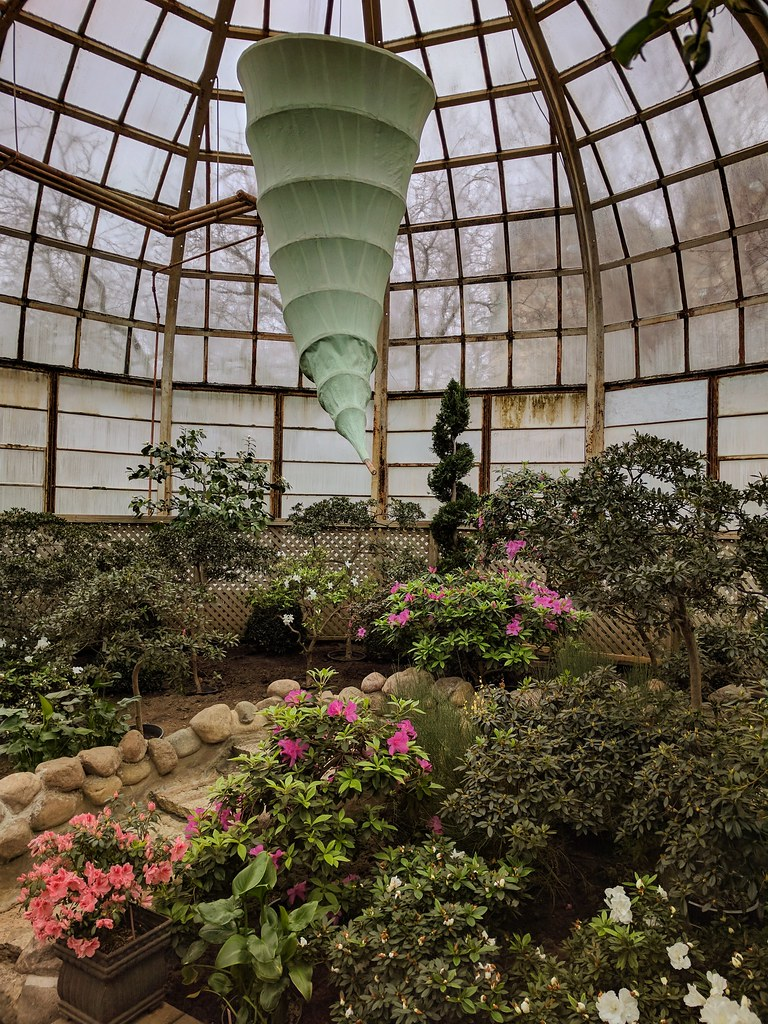 Show In The Show Greenhouse Lincoln Park Conservatory