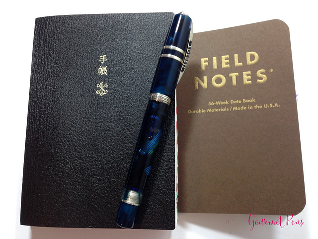 Review 2015 Hobonichi A6 Planner @TheJournalShop (17)