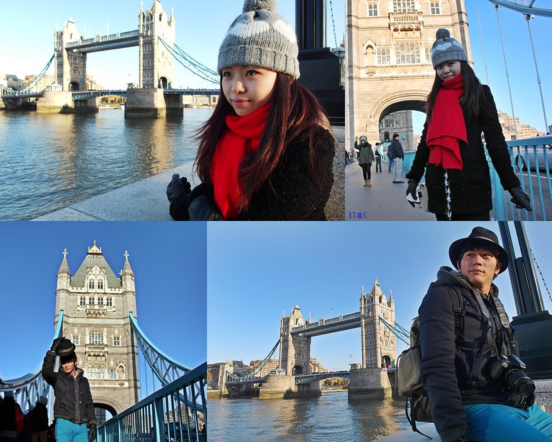 17度C用中文遊london搭渡輪遊泰晤士河-塔橋-TOWERBRIDGE (103)