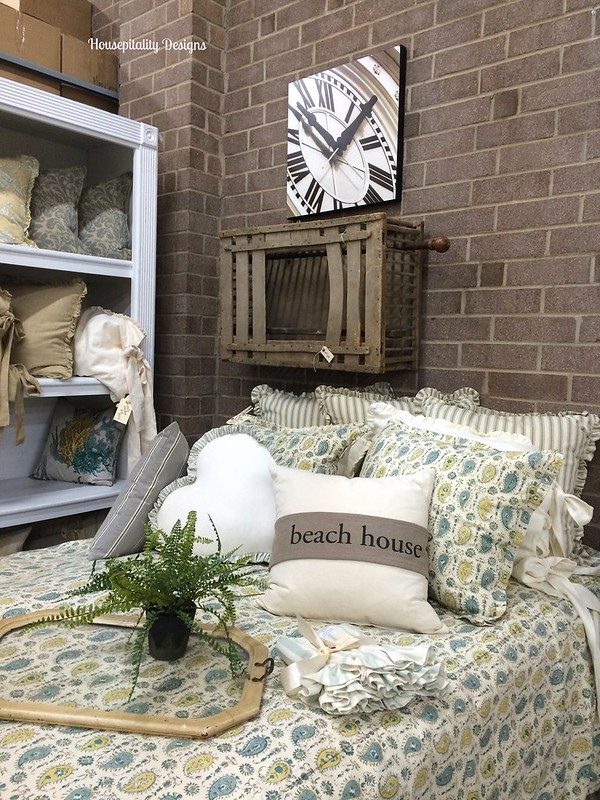 French Laundry Home Bedding-Housepitality Designs