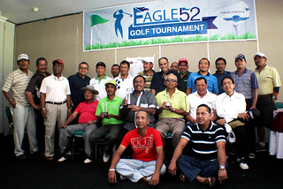Event golf Eagle 52 APG | by Asosiasi Pilot Garuda