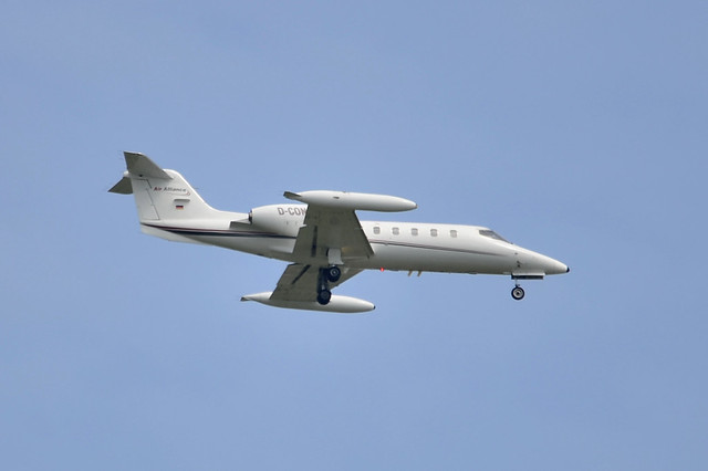 D-CONE Learjet 35A