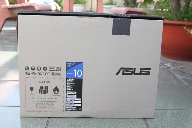 [Unbox] Asus Zenbook Pro UX501J: thiết kế cao cấp và đẹp - 77794