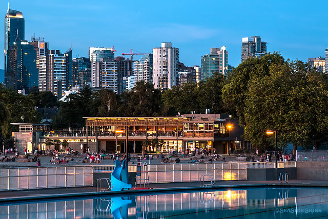 An Urban Oasis ~ Vancouver, BC