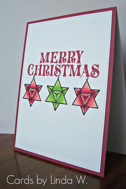 CAS Merry Christmas