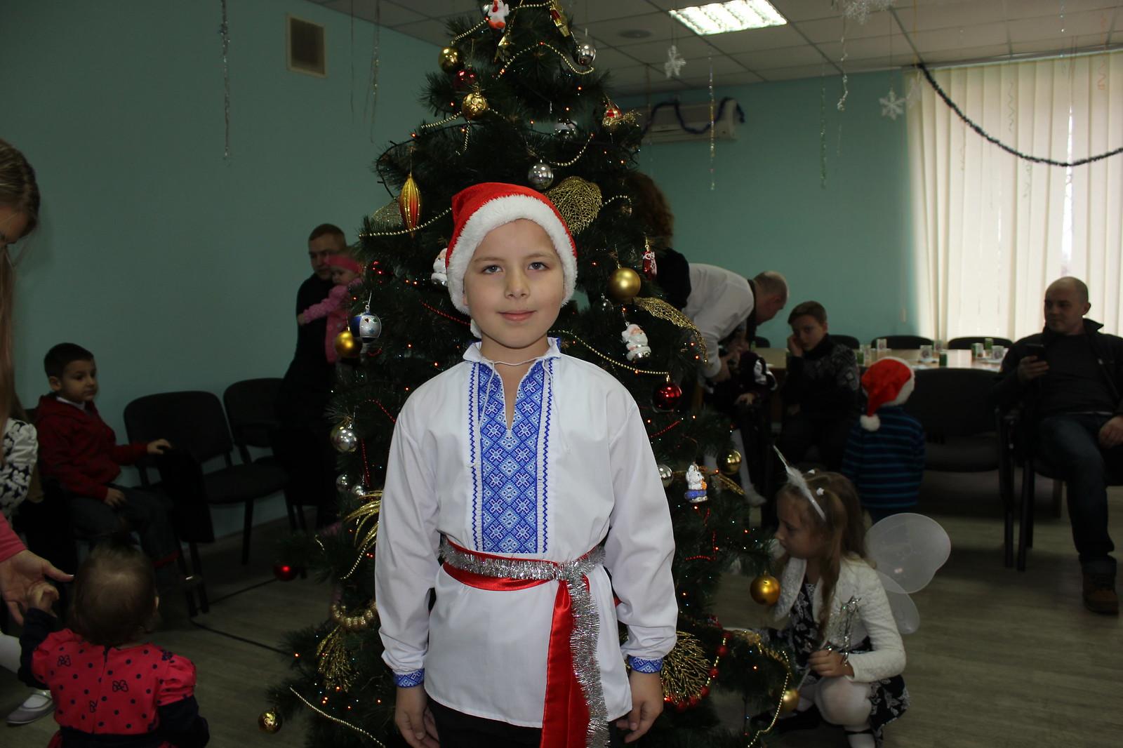 До Херсонського НДЕКЦ свято завітало, для маленьких його гостей радість подарувало!
