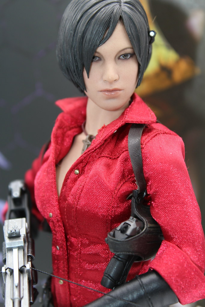 Hot Toys Ada Wong   Resident Evil 6 Ada Wong by Hot Toys