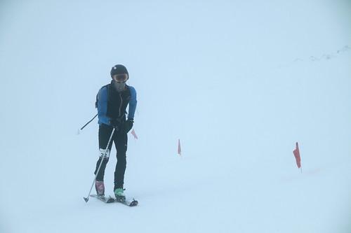 Cto. Madrid Esqui Montaña Cronoescalada 2017