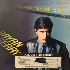BRYAN FERRY:THE BRIDE STRIPPED BARE(JACKET A)