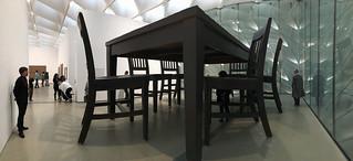 Under The Table - Robert Therrien (1087)
