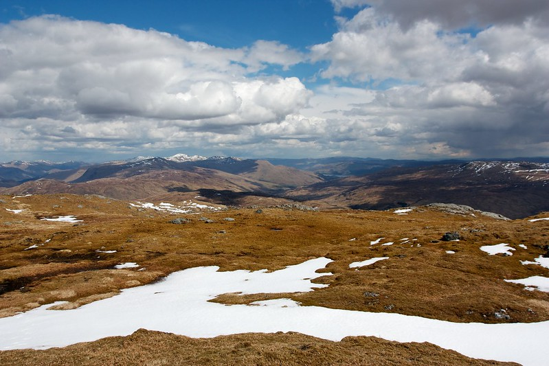 Lawers and Loch Tay