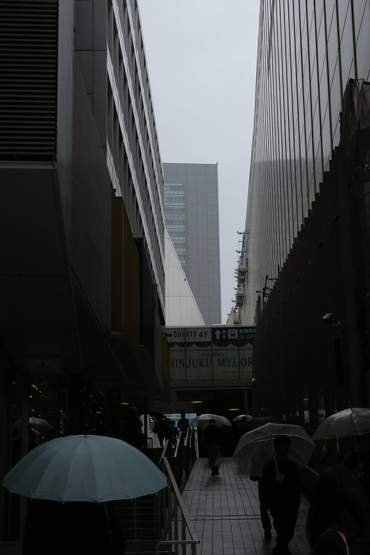 G3X On the Street - Shinjyuku Tokyo