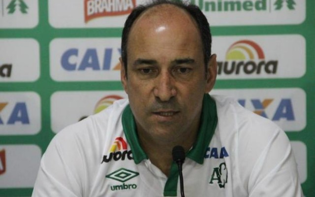 Eutr�pio prev� Inter muito focado em duelo contra a Chape no Beira-Rio