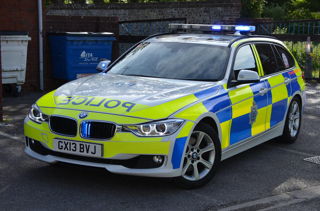 Sussex Police Bmw 330d X Drive Roads Policing Unit G Flickr