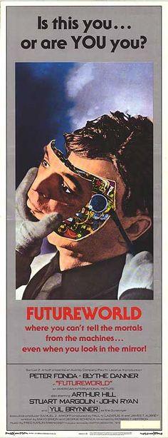 Futureworld - Poster 1