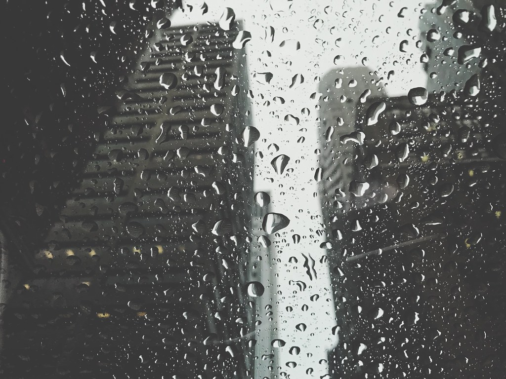 rainy days wet glass material drop window rain car wa flickr. Black Bedroom Furniture Sets. Home Design Ideas