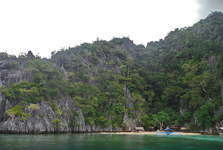 Coron - Coron island beach