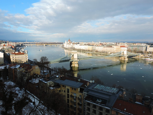 On Cities And Unbreakable Bonds: Budapest, Hungary