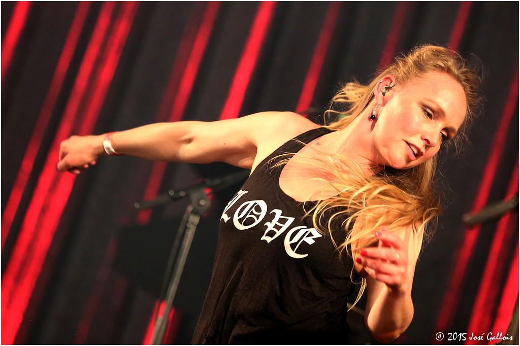 Spinrock Feat. Sabine Uitslag