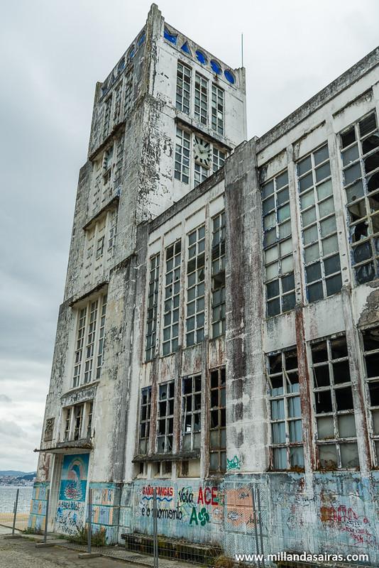 Antigua fábrica de Masso