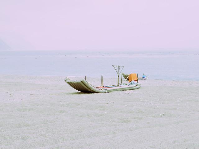 清水斷崖+班夏海灘