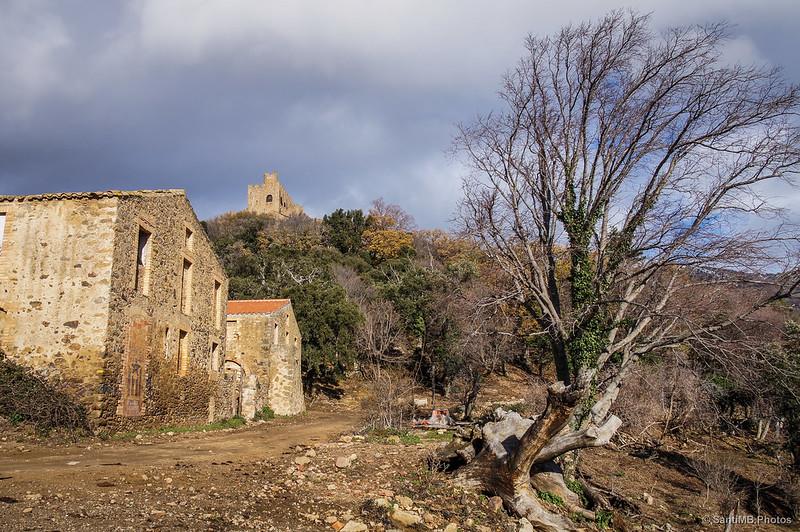 Ruinas del Corral Nou