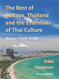 Cover image for the Pattaya travel guidebook | by Klaava Media