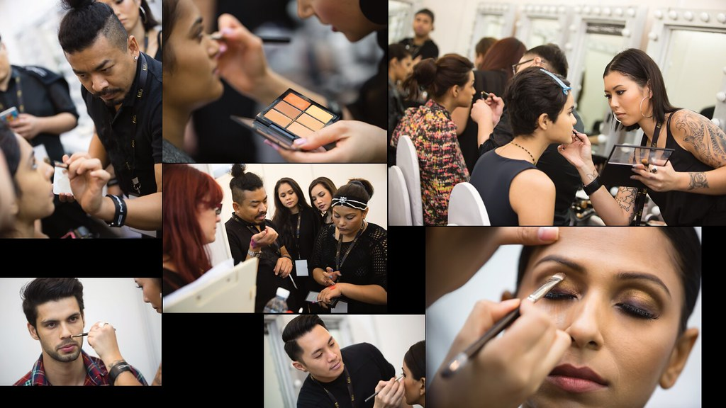 IIFA BTS mac makeup collage01