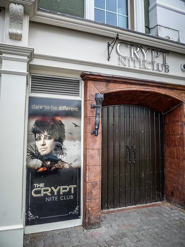 Crypt Club - Killarny