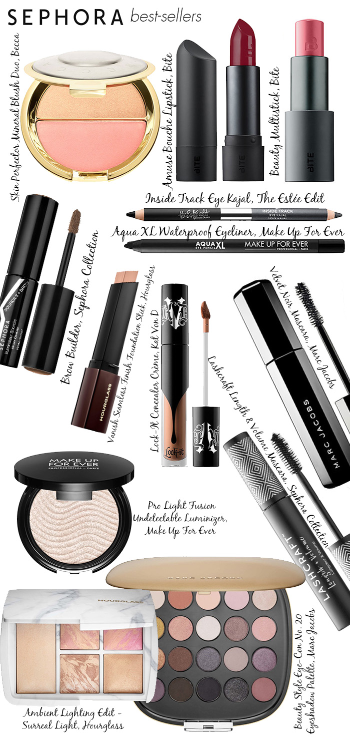 Best-selling Sephora beauty products in 2016