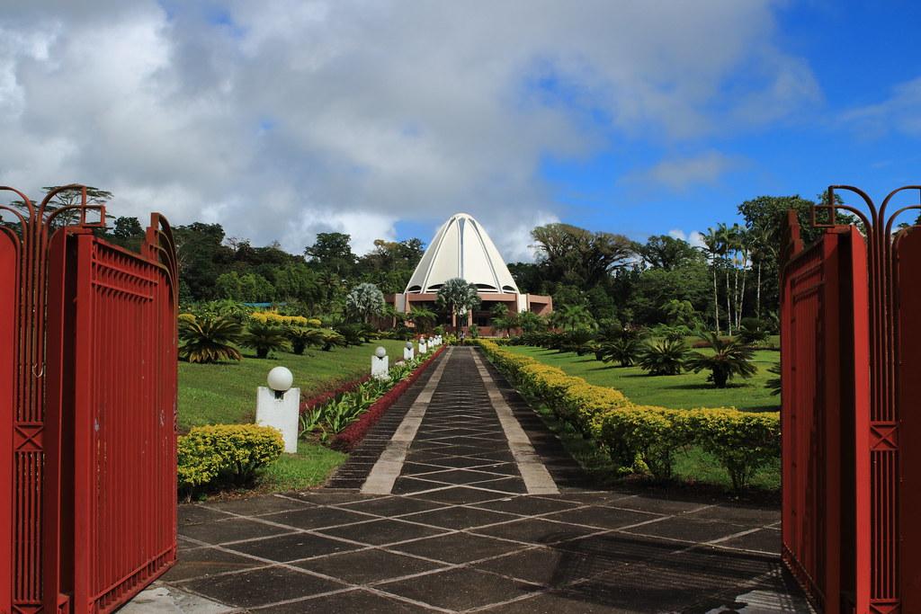 Bahai Temple Apia