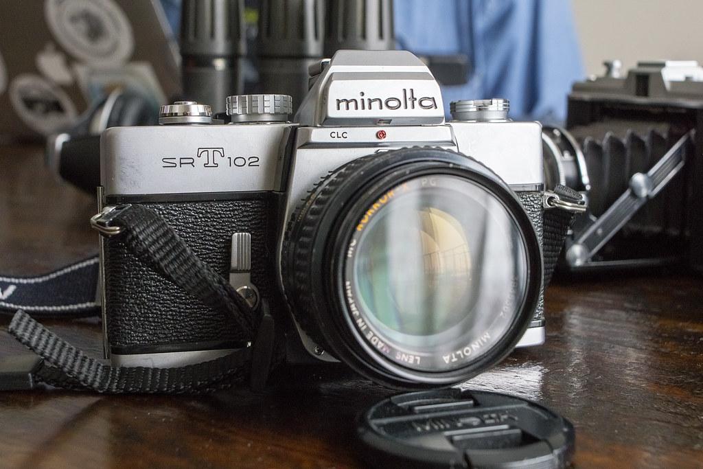 Classic Camera Revival - Episode 25 - The Minolta Warriors