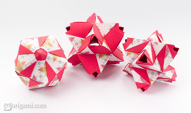 60° Origami Modulars