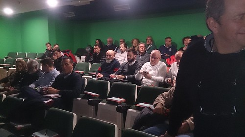 """Charla """"Nuevo CEAT, nuevos retos, nuevos reglamentos"""""""