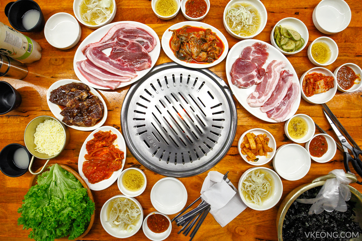 Sae Ma Eul Korean BBQ