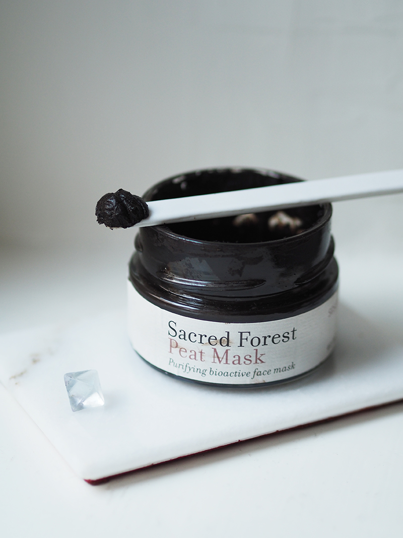 Sosar Sacred Forest Peat Mask
