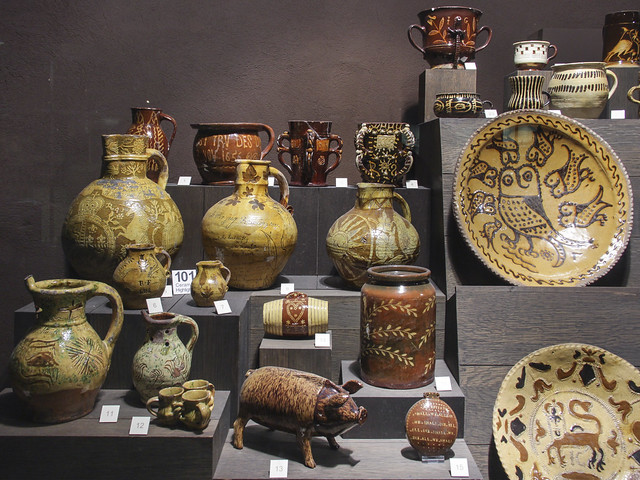 The Potteries Museum & Art Gallery -  Stoke-on-Trent