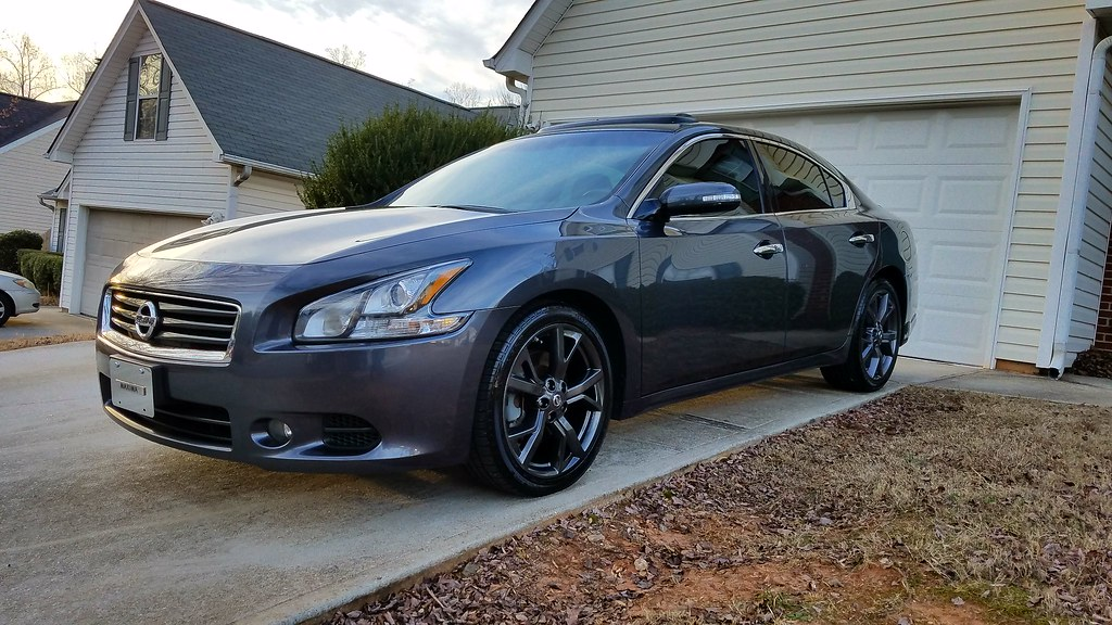 ... 2012 Nissan Maxima SV | By Fastmax85