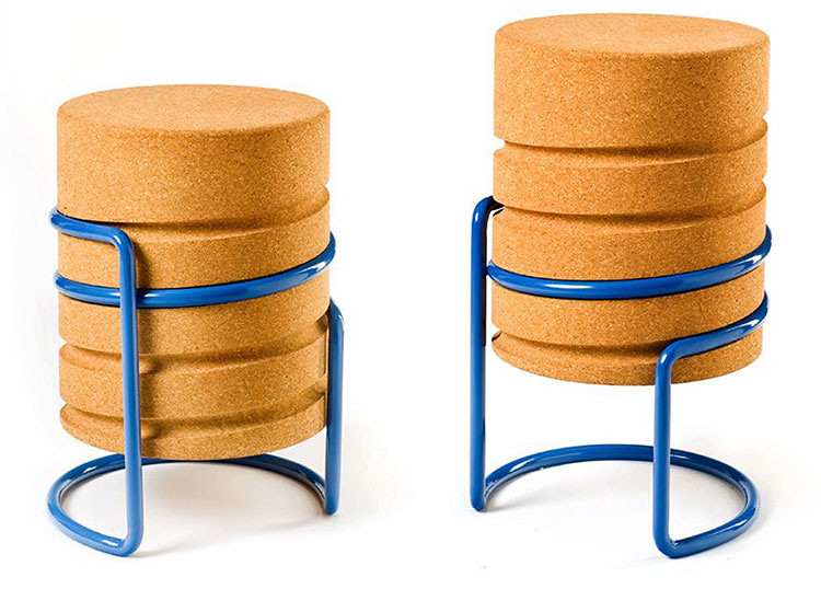 SCRW-Hocker-cork-Stool