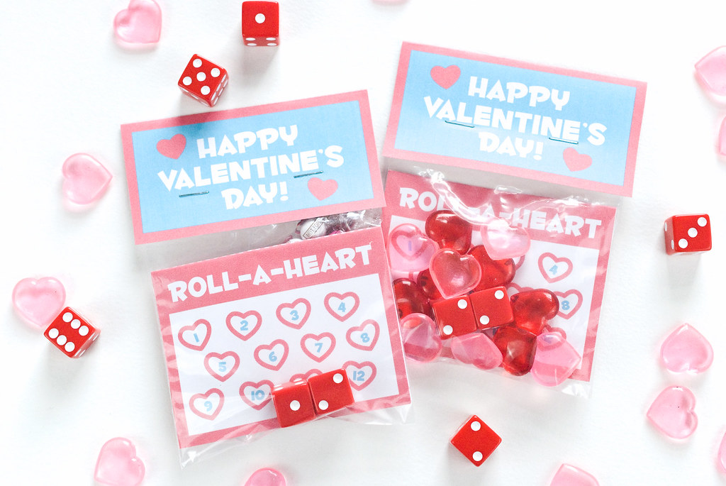 Valentine Dice Game