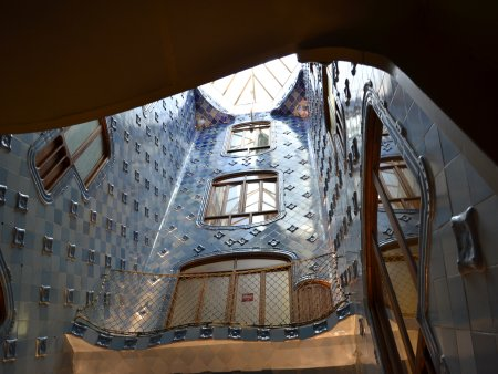 Obiective turistice Barcelona casa batllo 2